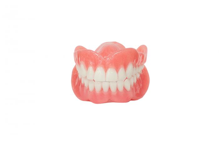 Las mejores dentaduras total de acrílico