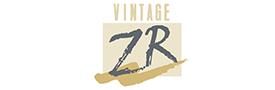 Marca vintage ZR microcerámica reforzada con leucita